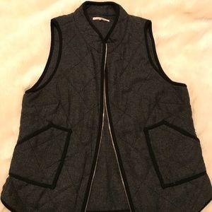 Comfy Quilted Vest